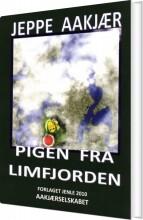 pigen fra limfjorden - bog