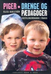 piger, drenge og pædagoger - bog