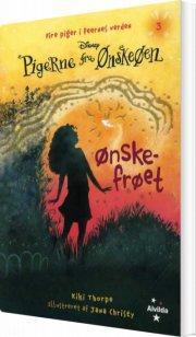 pigerne fra ønskeøen 3: ønskefrøet - bog