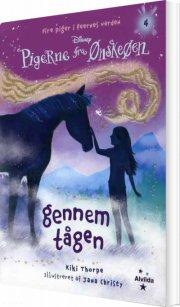 pigerne fra ønskeøen 4: gennem tågen - bog