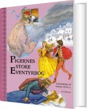 pigernes store eventyrbog - bog