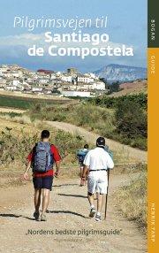 pilgrimsvejen til santiago de compostela - bog