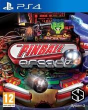 pinball arcade  - PS4