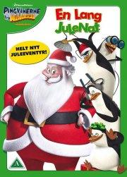 pingvinerne fra madagascar: en lang julenat - DVD