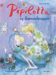 pipilotta og drømmeknappen - bog