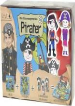 pirat, min lille eventyrverden - aktivitetsæske - bog