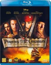 pirates of the caribbean 1 - den sorte forbandelse - Blu-Ray