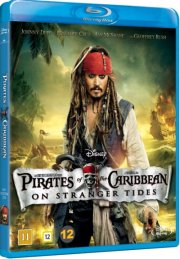 pirates of the caribbean 4 - i ukendt farvand - Blu-Ray