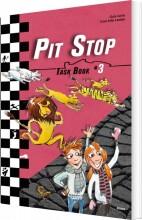 pit stop #3, task book - bog