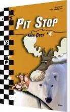 pit stop #4, task book - bog
