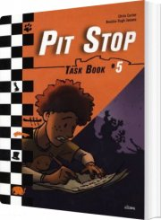 pit stop # 5, task book - bog