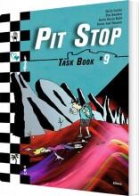 pit stop #9, task book - bog