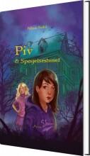 piv & spøgelseshuset - bog