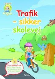 pixeline skolehjælp: trafik - sikker skolevej - bog