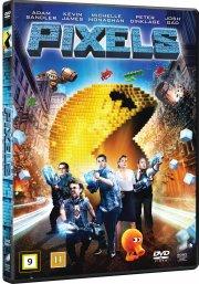 pixels - DVD