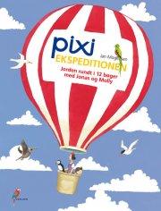 pixi-ekspeditionen - bog