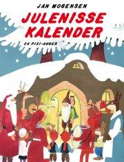 pixi julenissekalender - bog