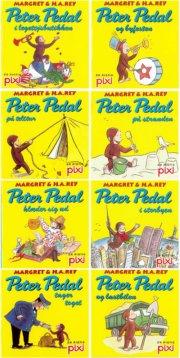 pixi serie 110 - peter pedal - bog