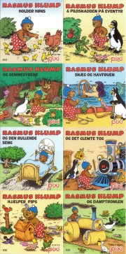 pixi serie 114 - rasmus klump - bog
