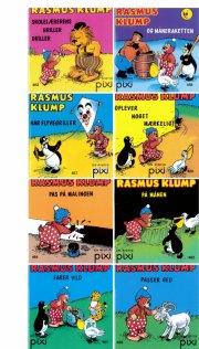 pixi serie 60 - rasmus klump - bog
