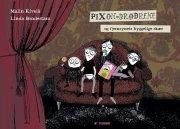 pixon-brødrene og fjernsynets hyggelige skær - bog