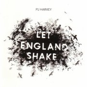 pj harvey - let england shake - cd