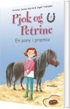 pjok og petrine 1 - en pony i præmie - bog