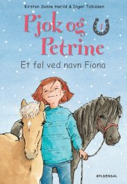 pjok og petrine 4 - et føl ved navn fiona - bog