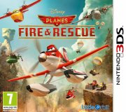 planes: fire & rescue - nintendo 3ds