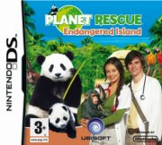 planet rescue: endangered island - dk - nintendo ds