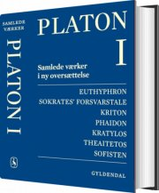 platon. bind 1 - bog