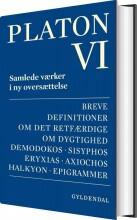 platon. bind 6 - bog