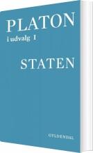 platon i udvalg 1 - bog