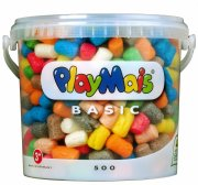 playmais - basis spand - 500stk - Kreativitet