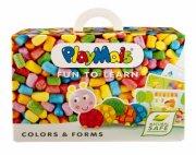 playmais - sjovt at lære - farver og former - Kreativitet