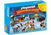 playmobil julekalender / pakkekalender - jul på gården - Playmobil