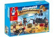 playmobil julekalender / pakkekalender - skatteøen - Playmobil