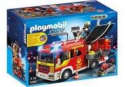 playmobil - brandbil med lyd og lys (5363) - Playmobil