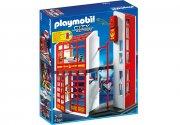 playmobil - brandstation med alarm (5361) - Playmobil