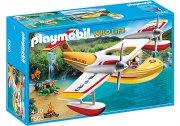 playmobil - brandslukningsfly (5560) - Playmobil