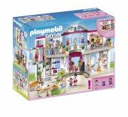 playmobil - komplet indkøbscenter(5485) - Playmobil