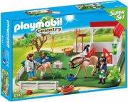 playmobil - hestefold superset - Playmobil