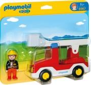 playmobil - brandbil (6967) - Playmobil