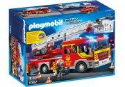 playmobil - brandbil med stige, lyd og lys (5362) - Playmobil
