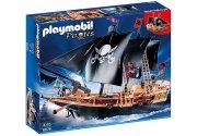 playmobil - piratskib - sørøverskib (6678) - Playmobil
