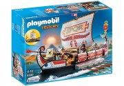 playmobil - romerske soldaters skib (5390) - Playmobil