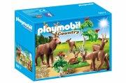 playmobil - hjorte familie - 6817 - Playmobil