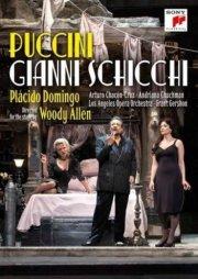plácido domingo - puccini: gianni schicchi - DVD