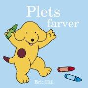 plets farver - en barnevognsbog - bog