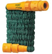pocket hose 7,5 meter fleksibel flex vandslange / haveslange - Værktøj Og Haveredskaber